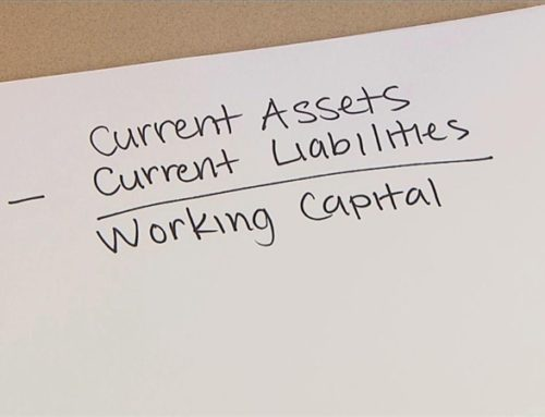 Working Capital Matters